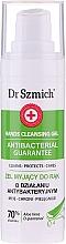 Profumi e cosmetici Gel antibatterico per mani - Dr. Szmich Antibacterial Guarantee Hands Cleansing Gel