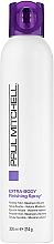 Profumi e cosmetici Spray fissante tenuta extra forte - Paul Mitchell Extra-Body Finishing Spray