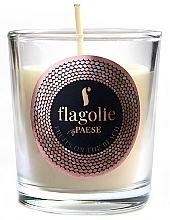 """Profumi e cosmetici Candela profumata """"Fruit on the beach"""" - Flagolie Fragranced Candle Fruits On The Beach"""