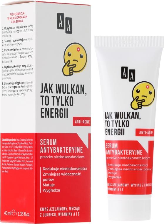 Siero viso antibatterico - AA Cosmetics Emoji Antibacterial Serum