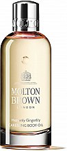 Profumi e cosmetici Molton Brown Heavenly Gingerlily Caressing Body Oil - Olio corpo