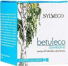 Profumi e cosmetici Sospensione per rafforzare i capelli e rigenerare la pelle - Sylveco Betuleco