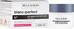 Profumi e cosmetici Crema antimacchia per la pelle secca - Bella Aurora B7 Dry Skin Daily Anti-Ageing Anti-Dark Spot Care