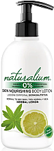 Profumi e cosmetici Lozione corpo - Naturalium Herbal Lemon Lotion