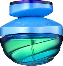 Profumi e cosmetici Police Blue Desire - Eau de toilette