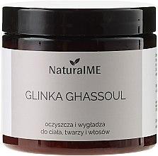 "Profumi e cosmetici Argilla naturale ""Vulcanica marocchina"" - NaturalME Ghassoul"