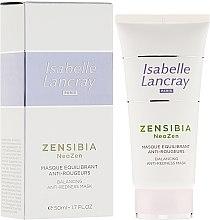Profumi e cosmetici Maschera viso anti-arrossamenti - Isabelle Lancray Zensibia Neozen Balancing Anti Redness Mask