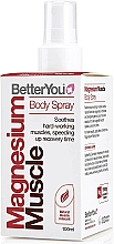 Profumi e cosmetici Spray corpo - BetterYou Magnesium Muscle Body Spray