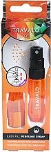 Profumi e cosmetici Atomizzatore di profumo - Travalo Ice Orange Refillable Spray