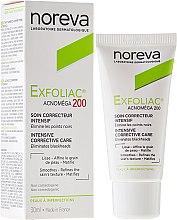 "Profumi e cosmetici Crema per il viso ""Acnomega"" 200 - Noreva Laboratoires Exfoliac Acnomega"