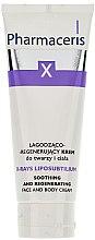 Profumi e cosmetici Crema rigenerante per il viso e corpo - Pharmaceris X XRay-Liposubtilium Sooting and Regenerating Cream For Face and Body