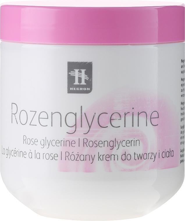 Crema con glicerina per corpo - Hegron Body Cream