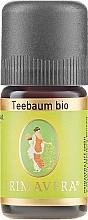 Profumi e cosmetici Olio essenziale di tea tree bio - Primavera Organic Tea Tree Oil