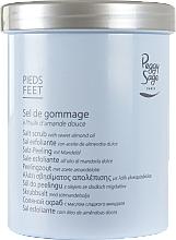 Profumi e cosmetici Scrub piedi al sale con olio di mandorle dolci - Peggy Sage Salt Scrub