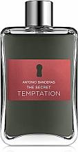 Profumi e cosmetici Antonio Banderas The Secret Temptation - Eau de toilette