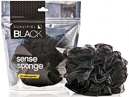 Profumi e cosmetici Spugna da bagno - Suavipiel Black Men Sense Sponge