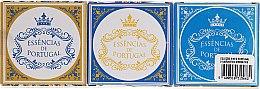Profumi e cosmetici Set - Essencias De Portugal Living Portugal (soap/3x50g) (3 x 50 g)