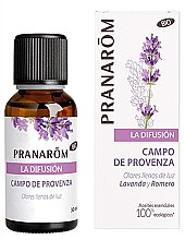 Profumi e cosmetici Olio essenziale naturale - Pranarom The Diffusion Field Of Provence Bio
