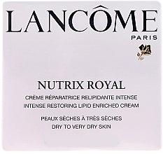 Profumi e cosmetici Crema lipidica - Lancome Nutrix Royal