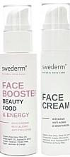 Profumi e cosmetici Set - Swederm (f/booster/100ml + f/cr/50ml)