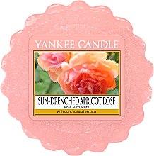 Profumi e cosmetici Cera profumata - Yankee Candle Sun-Drenched Apricot Rose
