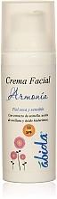 Profumi e cosmetici Crema viso per pelli secche e sensibili - Abida Armonia Face Cream SPF15