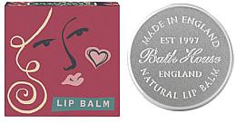 "Profumi e cosmetici Balsamo labbra ""Prugna succosa"" - Bath House Jucy Plum Lip Balm"