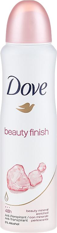 Lozione corpo idratante - Dove Beauty Finish Deo Spray
