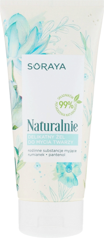 Gel detergente - Soraya Naturally