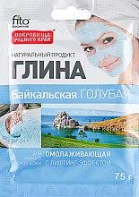 """Profumi e cosmetici Argilla ringiovanente per il viso """"Baikal"""", blu - Fito cosmetica"""