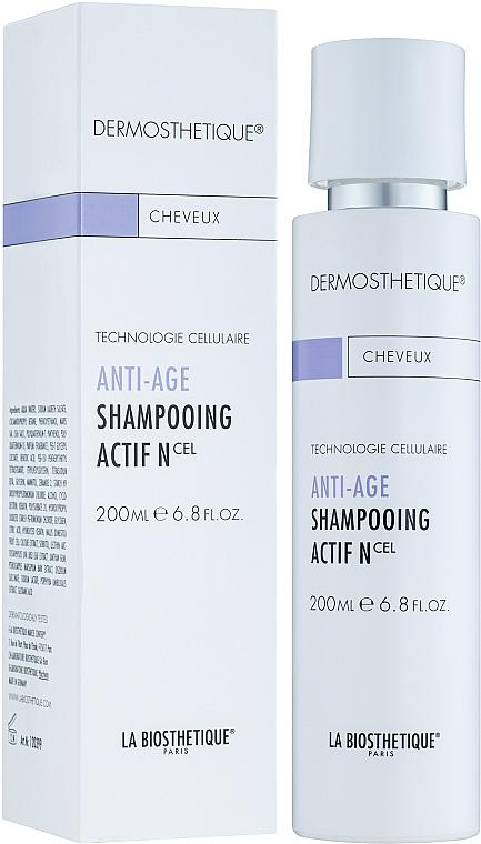 Shampoo antietà per capelli normali - La Biosthetique Anti Age Shampooing Actif N
