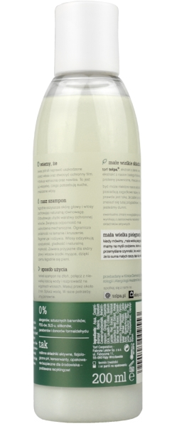 Shampoo per capelli - Tolpa Green Reconstruction Damaged Hair Shampoo — foto N4