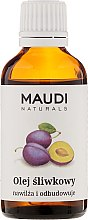 Profumi e cosmetici Olio di prugne - Maudi