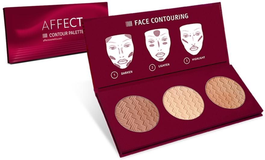 Palette viso contouring - Affect Cosmetics Contour Palette
