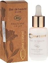 Profumi e cosmetici Elisir viso - Couleur Caramel Elixir De Beaute Oro 24K