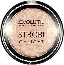 Profumi e cosmetici Illuminante viso - Makeup Revolution Strobe Highligters Radiant Lights