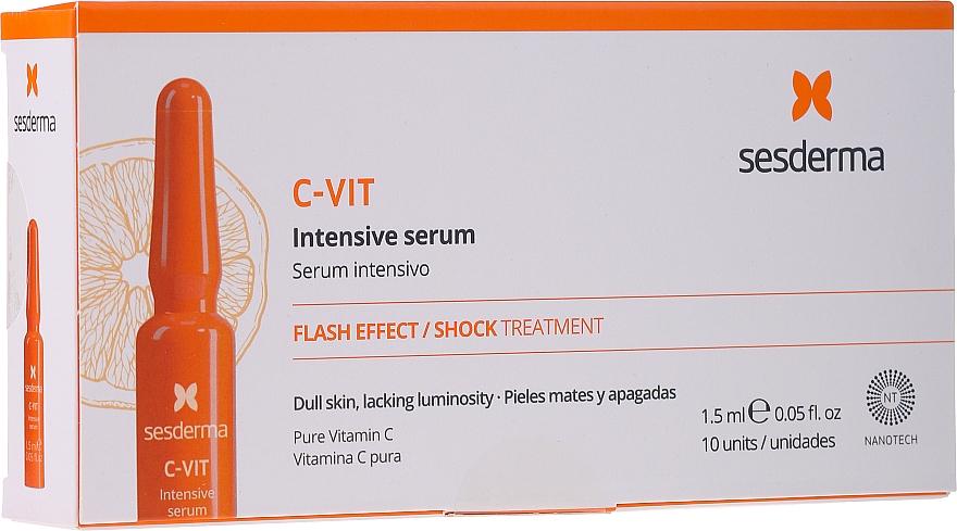 Siero intensivo - SesDerma Laboratories C-Vit Intensive Serum