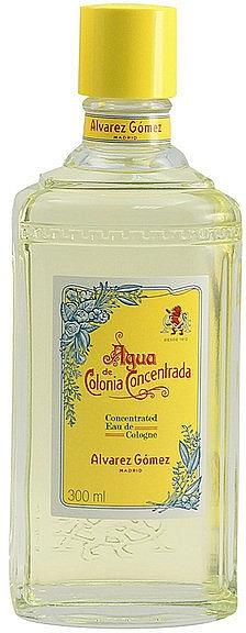 Alvarez Gomez Agua De Colonia Concentrada - Colonia — foto N5