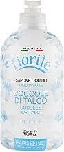 Profumi e cosmetici Sapone liquido - Parisienne Italia Fiorile Cuddles Of Talc Liquid Soap