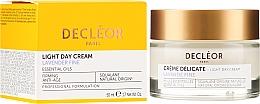 Profumi e cosmetici Crema viso idratante - Decleor Light Day Cream Lavender Fine Firming Anti-Age