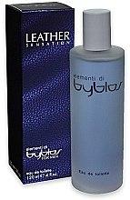 Profumi e cosmetici Byblos Leather Sensation - Eau de toilette