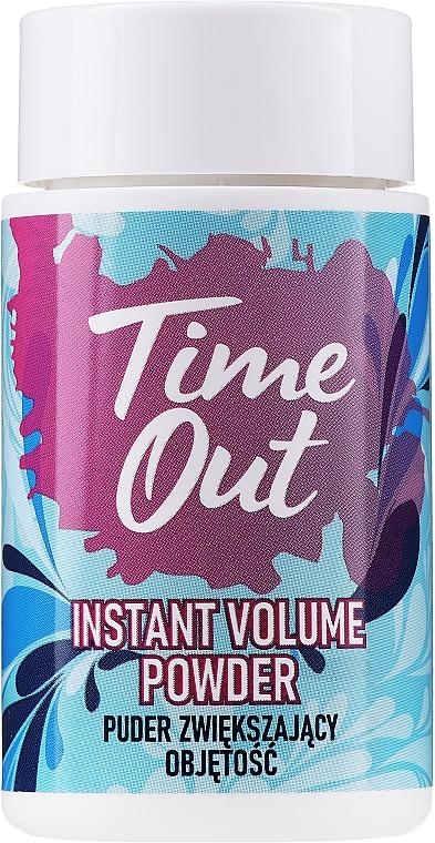 Polvere volumizzante per capelli - Time Out Instant Volume Powder
