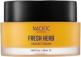 Profumi e cosmetici Crema viso - Nacific Fresh Herb Origin Cream