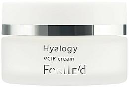 Profumi e cosmetici Crema viso illuminante alla vitamina C - ForLLe'd Hyalogy VCIP Cream