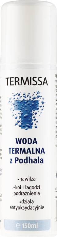 Acqua termale - Termissa Thermale Water