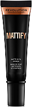 Profumi e cosmetici Primer opacizzante - Makeup Revolution Mattify Primer