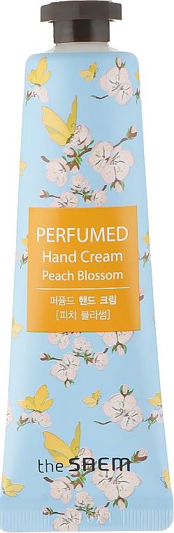 "Crema mani profumata ""Fiori di pesco"" - The Saem Perfumed Peach Blossom Hand Cream"