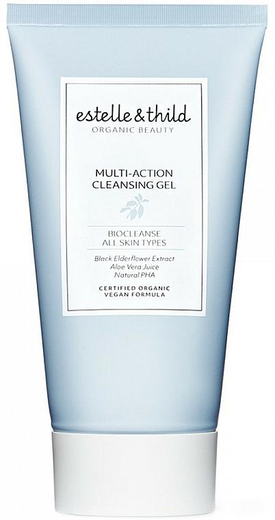 Gel detergente viso universale - Estelle & Thild Biocleanse Multi-Action Cleansing Gel — foto N1