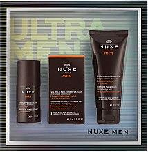 Profumi e cosmetici Set - Nuxe Men (deo/50ml + f/gel/50ml + sh/gel/100ml)