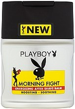 Profumi e cosmetici Balsamo dopobarba - Playboy Morning Fight After Shave Balm